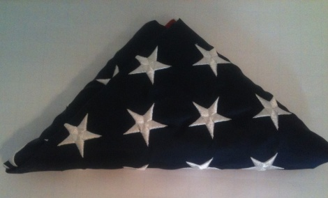 American Flag Earl Fay